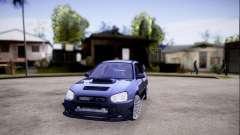 Subaru impreza WRX STi LP400 v2