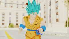 Dragon Ball Xenoverse Goku SJ