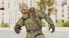 COD Black Ops Russian Spetznaz v3 para GTA San Andreas