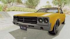 GTA 5 Declasse Sabre GT2 A IVF para GTA San Andreas
