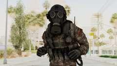 CoD MW3 Russian Military SMG v3 para GTA San Andreas