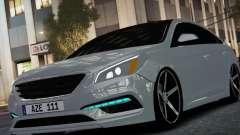 HYUNDAI SONATA 2015 AZE STYLE para GTA 4