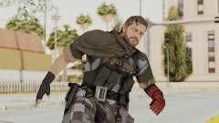 MGSV The Phantom Pain Venom Snake Sc No Patch v7 para GTA San Andreas