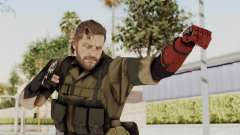 MGSV The Phantom Pain Venom Snake No Eyepatch v1 para GTA San Andreas