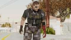 MGSV The Phantom Pain Venom Snake Square para GTA San Andreas