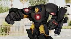 Marvel Future Fight - Hulk Buster Heavy Duty v2