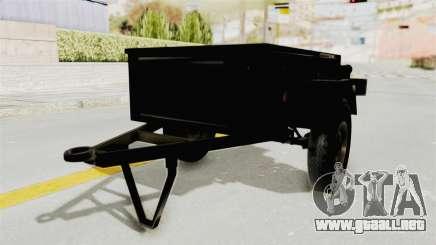GAZ-704 Remolque para GTA San Andreas