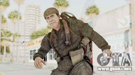 COD BO President Nixon Vietnam v1 para GTA San Andreas