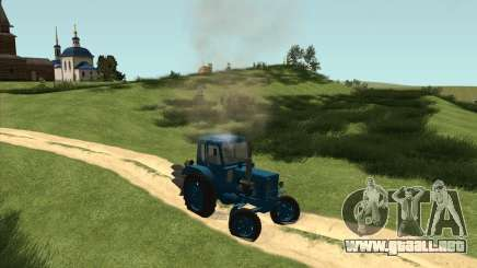 MTZ 80 Bielorrusia para GTA San Andreas