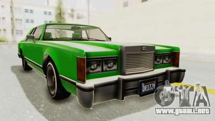 GTA 5 Dundreary Virgo Classic Custom v1 para GTA San Andreas