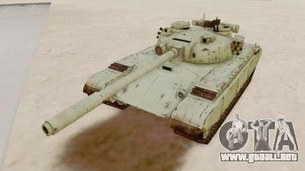 EL T-72A para GTA San Andreas