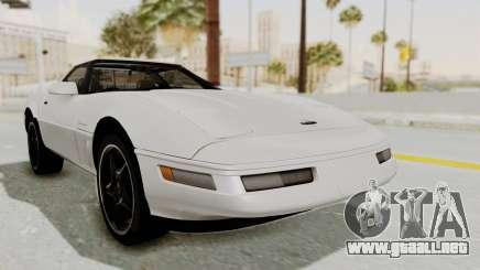 Chevrolet Corvette C4 1996 para GTA San Andreas