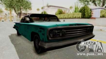 Beater 1962 Voodoo para GTA San Andreas