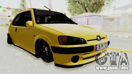 Peugeot 106 para GTA San Andreas