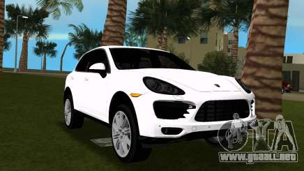 Porsche Cayenne 2012 para GTA Vice City