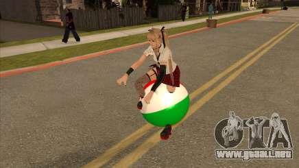 Beachball para GTA San Andreas