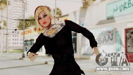 Iranian Girl Skin para GTA San Andreas