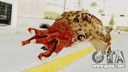 Bullsquid from Half-Life 1 para GTA San Andreas