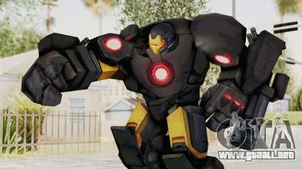 Marvel Future Fight - Hulk Buster Heavy Duty v2 para GTA San Andreas