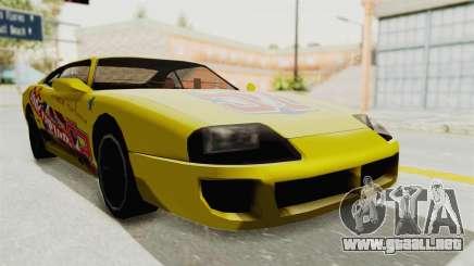 GTA 5 BuRGer Shot JeZter para GTA San Andreas