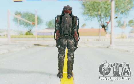 CoD AW Atlas Elite para GTA San Andreas tercera pantalla
