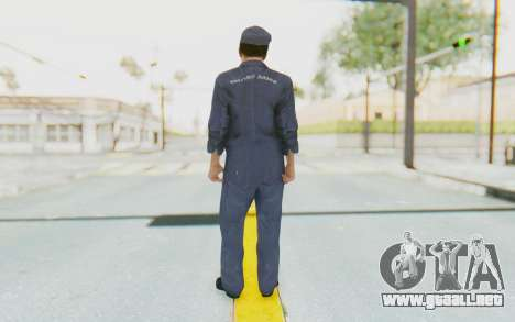 Mafia 2 - Joe Empire Arms Clothes para GTA San Andreas tercera pantalla