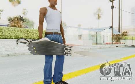 Misteltein Weapon para GTA San Andreas
