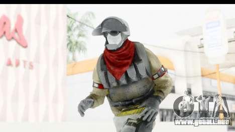 The Division Last Man Battalion - Support para GTA San Andreas