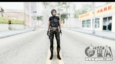 Resident Evil 4 UHD Ada Wong Assignment para GTA San Andreas segunda pantalla