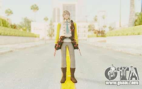 Final Fantasy XIII-2 - Hope Estheim para GTA San Andreas segunda pantalla