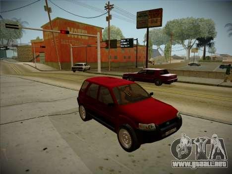 Ford Escape 2005 para GTA San Andreas left