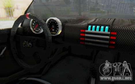 Bumblebee-R para visión interna GTA San Andreas