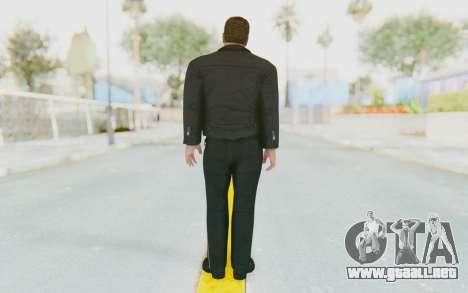 WWE2k16 Arnold Schwarzenegger Terminator para GTA San Andreas tercera pantalla
