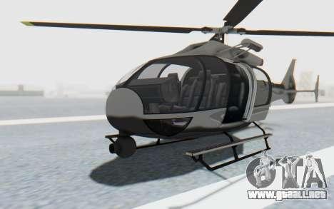 GTA 5 Maibatsu Frogger Civilian IVF para la visión correcta GTA San Andreas