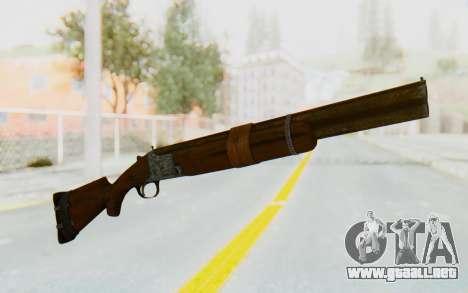 Caravan Shotgun from Fallout New Vegas para GTA San Andreas