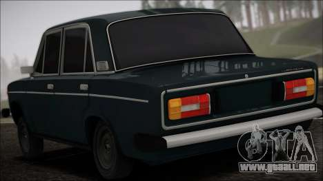 VAZ 2106 Vagabundo para GTA San Andreas left