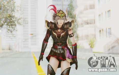 Dynasty Warriors 8 - Lu Lingqi v1 para GTA San Andreas