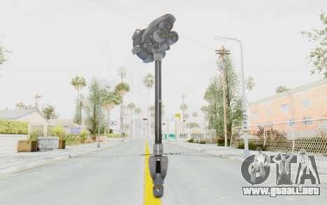 Reinhardt Hammer para GTA San Andreas tercera pantalla