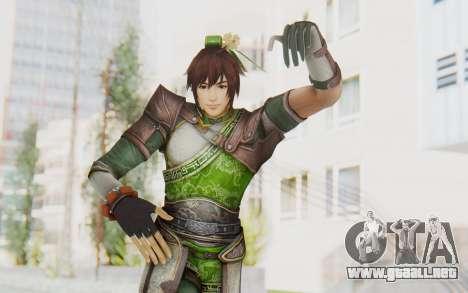 Dynasty Warriors 8 - Guan Su para GTA San Andreas