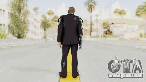 Dead Rising 2 DLC Cyborg Chuck para GTA San Andreas tercera pantalla