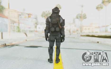 Federation Elite LMG Original para GTA San Andreas tercera pantalla