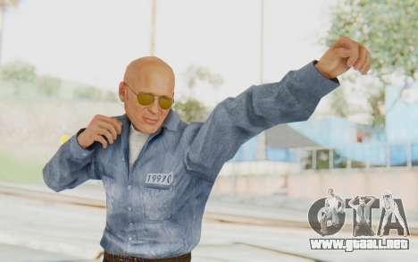 Mafia 2 - Jimmy Prison para GTA San Andreas