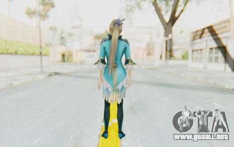 Dynasty Warriors 8 - Wang Yuanji para GTA San Andreas tercera pantalla