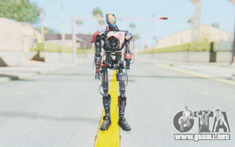 Marvel Future Fight - Ultron Mk1 para GTA San Andreas segunda pantalla