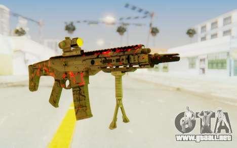 ACR CQB Magma para GTA San Andreas