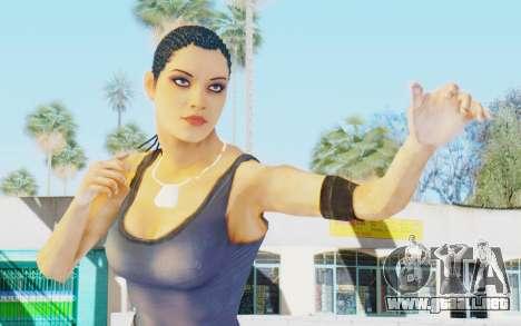 Mortal Kombat X - Jacqui Briggs para GTA San Andreas