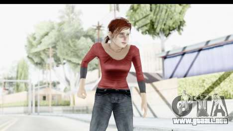 The Last of Us - Eli para GTA San Andreas