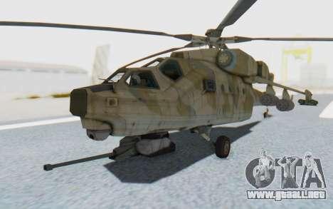 MGSV Phantom Pain HP-48 Krokodil para la visión correcta GTA San Andreas