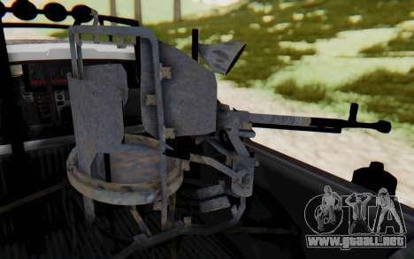 Ford F-150 ROAD Zombie para la visión correcta GTA San Andreas