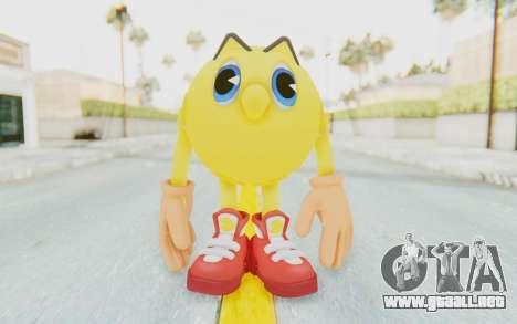 Pac-Man v1 para GTA San Andreas segunda pantalla